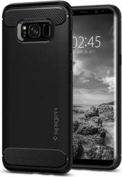 Spigen Etui Rugged Armor do Samsung Galaxy S8 G950 czarny