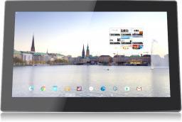 """Tablet Xoro MegaPAD 1564 V2 15.6"""" WiFi Czarny (XOR400597)"""