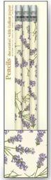 Rossi Ołówek ozdobny z gumką Lavender PST 565