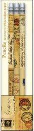Rossi Ołówek ozdobny z gumką PST 640