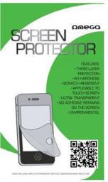 Omega Szkło Tempered 9H, do Samsung Galaxy S6 EDGE