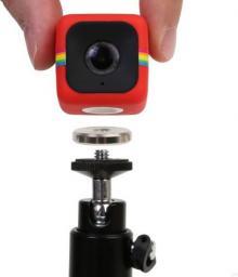 Polaroid Uchwyt na gwint 1/4 do Polaroid Cube/Cube+