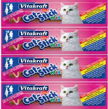 VITAKRAFT  Cat-stick Mini 3+1 Dorsz