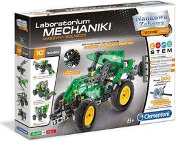 Clementoni Laboratorium Mechaniki Maszyny rolnicze (60951)