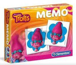 Clementoni Clementoni Memo Trolls 18001 - 18001 CLEMENTONI