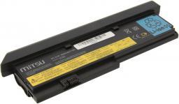 Bateria Mitsu do Lenovo X200,  6600 mAh, 10.8 V (BC/LE-X200H)