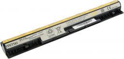 Bateria Mitsu do Lenovo IdeaPad G500s, G510s, G400s, 2200 mAh, 14.4V (BC/LE-G500)
