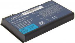 Bateria Mitsu do Acer TM 5320, 5710, 5720, 7720,  4400 mAh,  11.1 V  (BC/AC-TM5320)