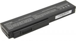 Bateria Mitsu do Asus M50, N61,  4400 mAh, 11.1 V (BC/AS-M50)