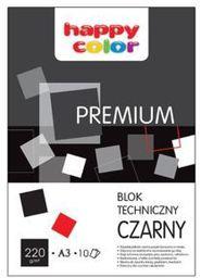 Blok biurowy HAPPY COLOR Blok techniczny kolorowy A3 Premium (WIKR-983523)