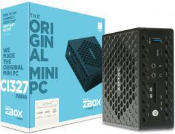 Komputer Zotac ZBOX CI327 NANO (ZBOX-CI327NANO-BE)