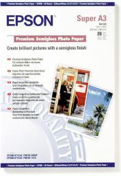 Epson Premium Semigloss Photo A3+ (C13S041328) 20 ark