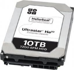 Dysk serwerowy HGST Ultrastar DC HC510 He10 10 TB 3.5'' SATA III (6 Gb/s)  (0F27454)