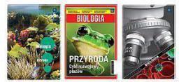 Interdruk Brulion tematyczny A5 80 kartek w kartkę Biologia