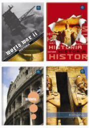 Interdruk Brulion tematyczny A5/80 kartek Historia