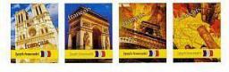 Interdruk Brulion tematyczny A5/80 kartek Język francuski