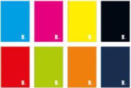 Interdruk Brulion A5/96 kartek w kratkę One Color