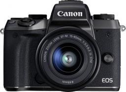 Aparat Canon EOS M5 15-45S (1279C012AA)