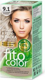 Fitocosmetics Fitocolor Farba-krem do włosów nr 9.1 blond popielaty 1op.