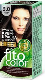 Fitocosmetics Fitocolor Farba-krem do włosów nr 3.0 ciemny kasztan 1op.