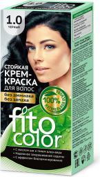 Fitocosmetics Fitocolor Farba-krem do włosów nr 1.0 czarny  1op.
