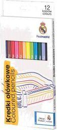 Astra Kredki 12 kolorów Real Madrid Color 2  - WIKR-1009697