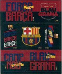 Astra Naklejki FC Barcelona Barca Fan 4 FC-115