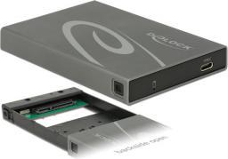 """Kieszeń Delock Zewnętrzna obudowa SATA/SSD 2.5"""" (42587)"""