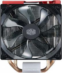 Chłodzenie CPU Cooler Master Hyper 212 LED Turbo Red Cover (RR-212TR-16PR-R1)