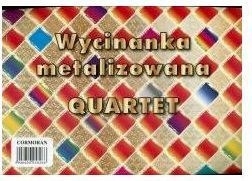 Cormoran Wycinanka A5 metalizowana quartet