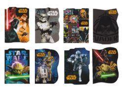 Derform Notes A6 kształtowy Star Wars - WIKR-984687