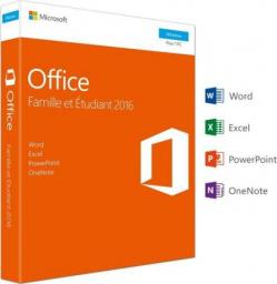 Microsoft Office 2016 Home & Student (79G-04630)