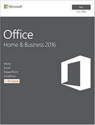 Microsoft Office 2016 dla Użytkowników Domowych i Małych Firm (W6F-00902)
