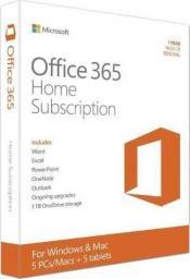 Microsoft Office 365 Home Premium (6GQ-00684)