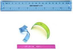 Deli Linijka elastyczna 20cm