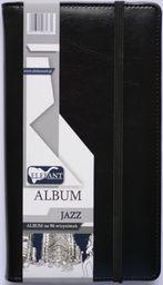 Elefant Album Jazz na 96 wizytówek czarny - WIKR-0995365
