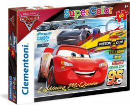 Clementoni 60 elementów Cars 3 (589975)