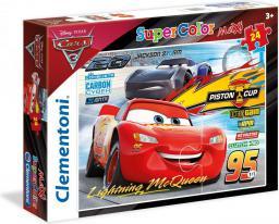 Clementoni 24 elementy Maxi Cars 3 (589972)