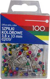 Grand Szpilki kolorowe 3,8x33 mm  - WIKR-1016294