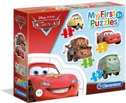 Clementoni Puzzle 3-6-9-12 Moje Pierwsze Puzzle Cars (20804)