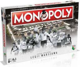 Hasbro Gra Monopoly - Legia Warszawa (1030506)