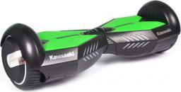 Deskorolka elektryczna Kawasaki Balance Scooter KX-PRO 6.5A czarno-zielona