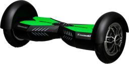 Deskorolka elektryczna Kawasaki Balance Scooter KX-PRO10.0A czarno-zielona