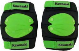 Kawasaki Ochraniacze Roz. M Zielone