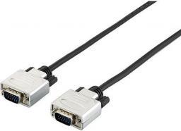 Kabel Diverse D-Sub (VGA) - D-Sub (VGA), 1.8, Czarny