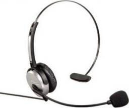 Słuchawki z mikrofonem Hama 40625