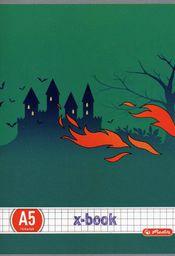 Herlitz Zeszyt A5/16 kartek w kratkę Number One - WIKR-082788