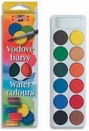 Koh-I-Noor Farby akwarelowe 12 kolorów