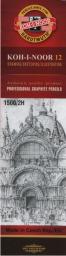 Koh-I-Noor Ołówek grafitowy 1500/2H