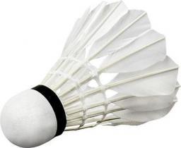 WISH Białe lotki z piór opakowanie - 6 sztuk (14-30-011)
